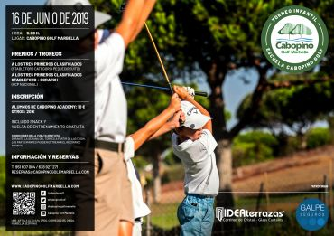 Cabopino School Children's Tournament – June 16th