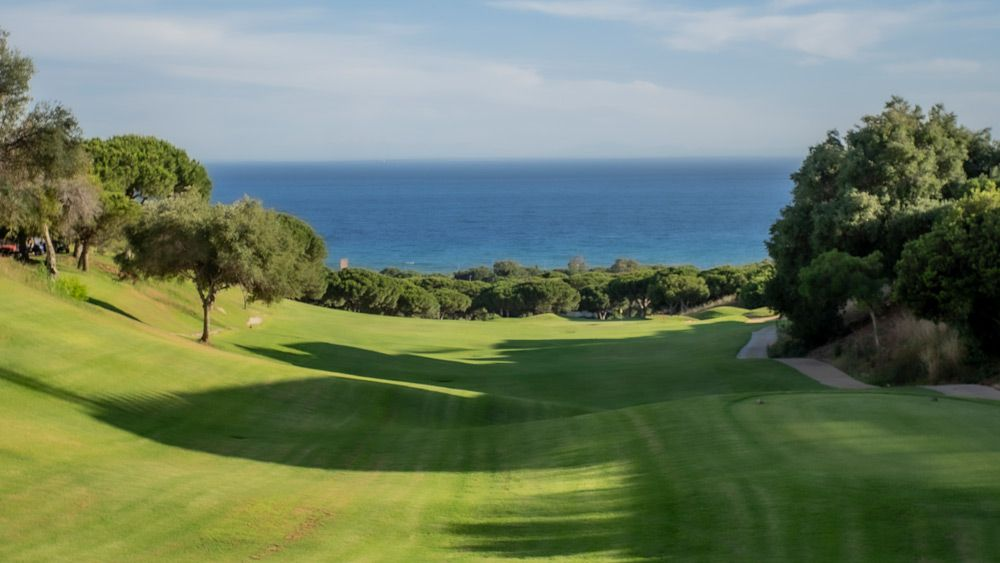 Practice or learn Golf in the Costa del Sol