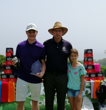 Results of the Cabopino Golf 21st Anniversary Tournament