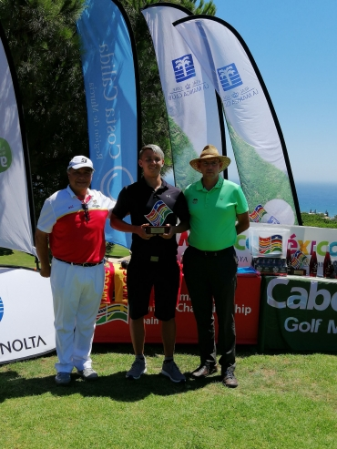Results of the World Amateur Golfers Championship